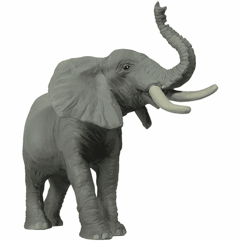 Papo - African Elephant - Trumpeting