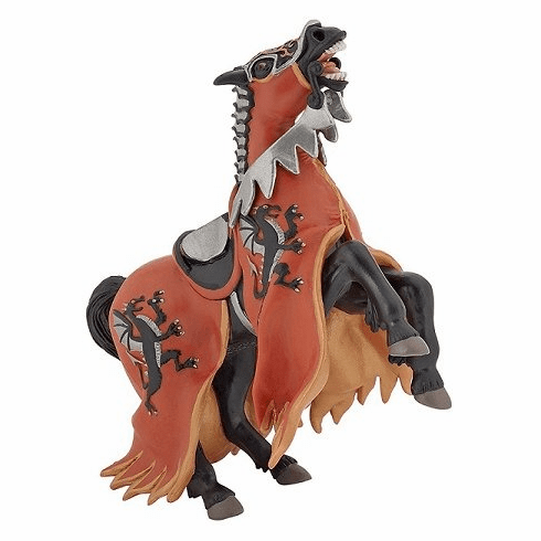 Papo - Demon of Darkness Horse - New Color