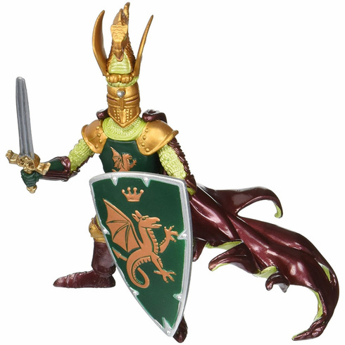 Papo - Dragon Knight - Green