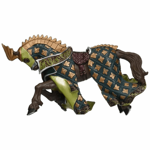 Papo - Dragon Knight Horse - Green