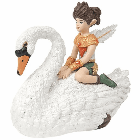 Papo - Elf Child On A Swan