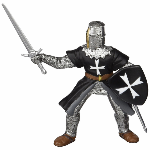Papo - Hospitaller Knight with Sword