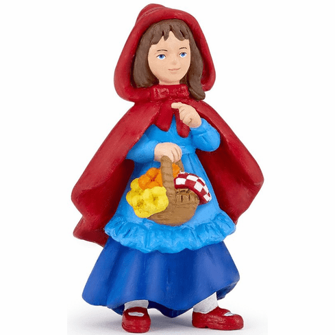 Papo - Little Girl with Riding Hood