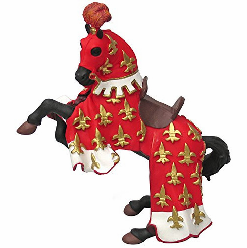 Papo - Prince Phillip Horse - Red