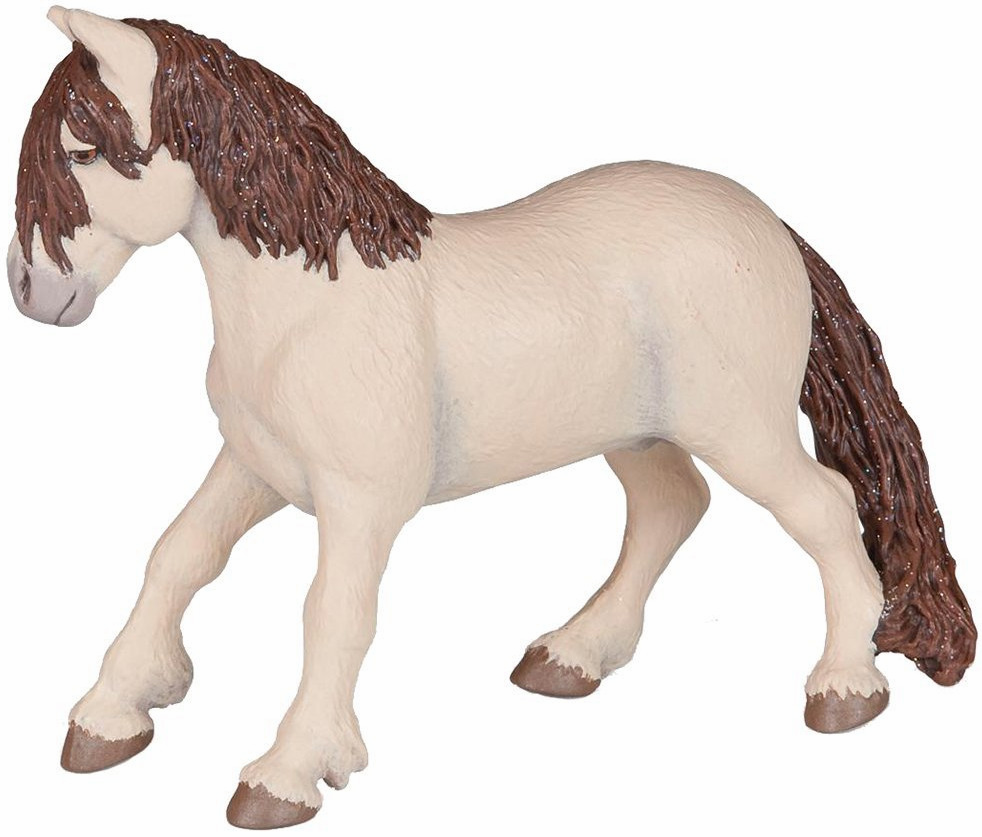 Papo - The Fairy Pony - Brown Hair