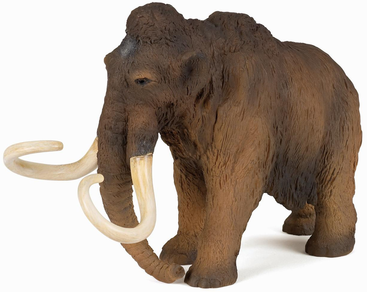 Papo - Woolly Mammoth