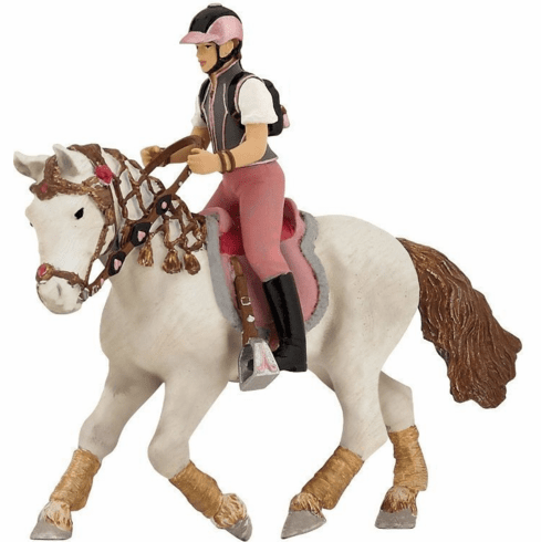 Papo - Young Trendy Riding Girl