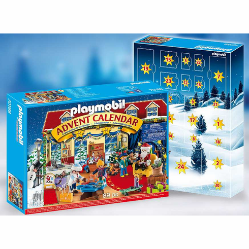 Playmobil - Advent Calendar - Christmas Toy Store