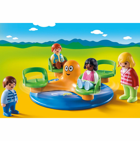 Playmobil - Children's Carousel