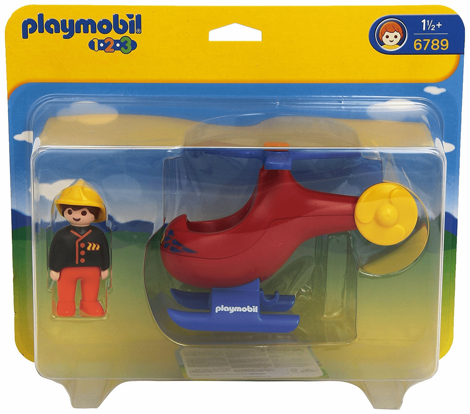 Playmobil - Fire Rescue Helicopter