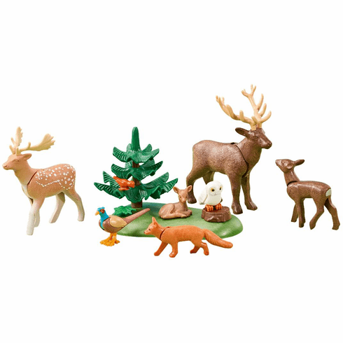 Playmobil - Forest Animals