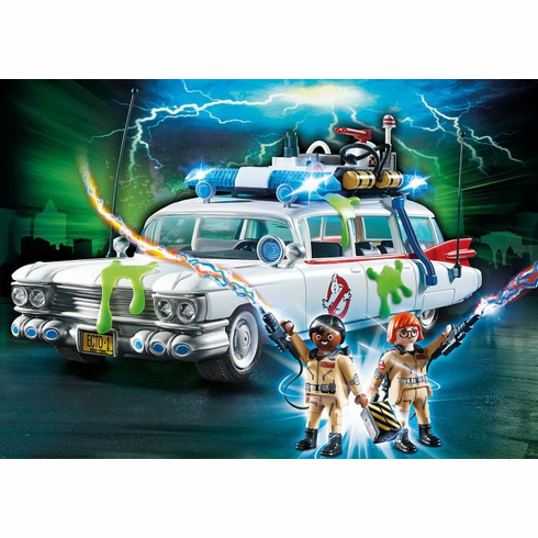 Playmobil - Ghostbusters� Ecto-1 - Damaged Box