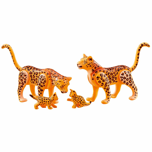 Playmobil - Leopard Family