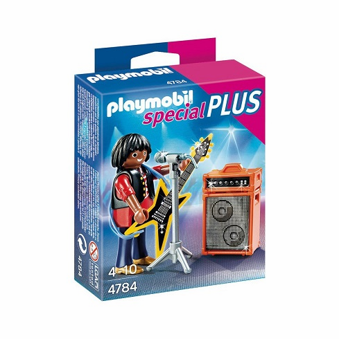 Playmobil - Rock Star