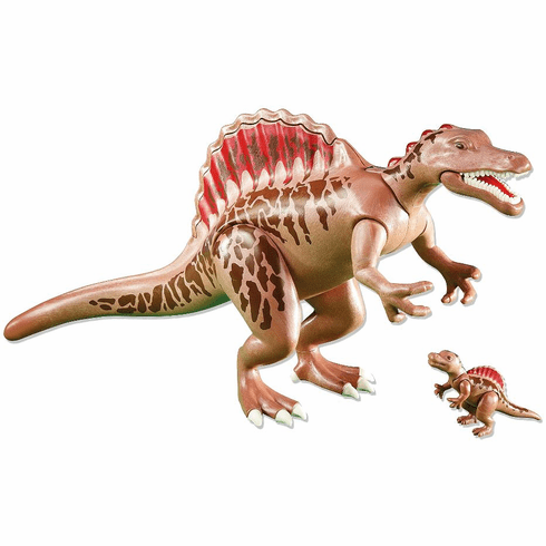 Playmobil - Spinosaurus and Baby