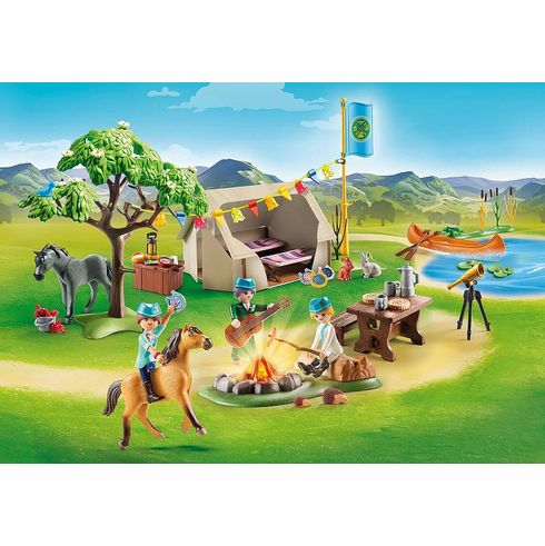 Playmobil - Summer Campground