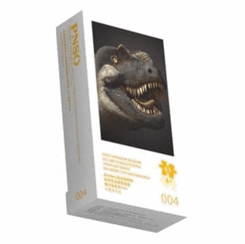 PNSO - Beibei the Nanuqsaurus Traveler Puzzle 004