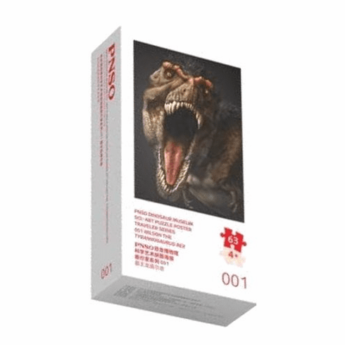 PNSO - Wilson the T-Rex Traveler Puzzle 001