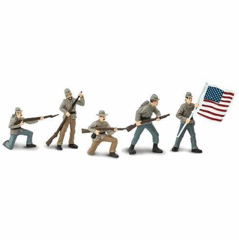 Safari Ltd. - Confederate Soldier - Civil War Collection 1 Toob