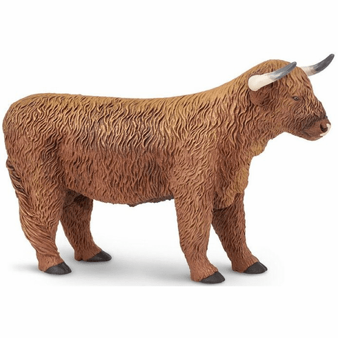Safari Ltd. - Highland Bull
