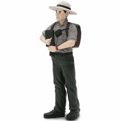 Safari Ltd. - Jim the Park Ranger