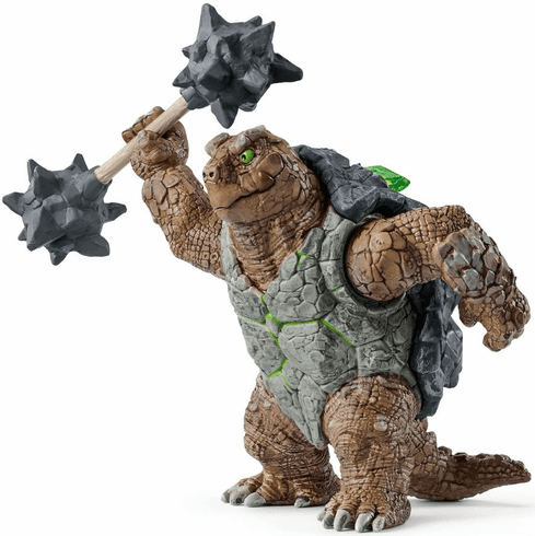 Schleich - Armored Turtle with Weapon