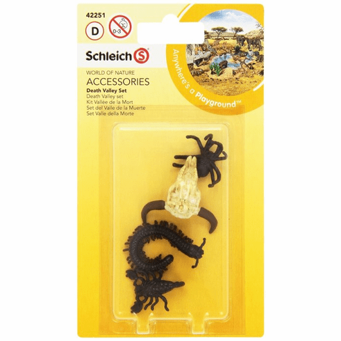Schleich - Death Valley Set