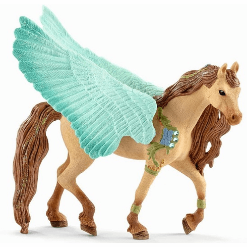 Schleich - Decorated Pegasus Stallion