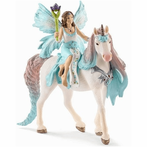 Schleich - Eyela with Glitter Princess Unicorn