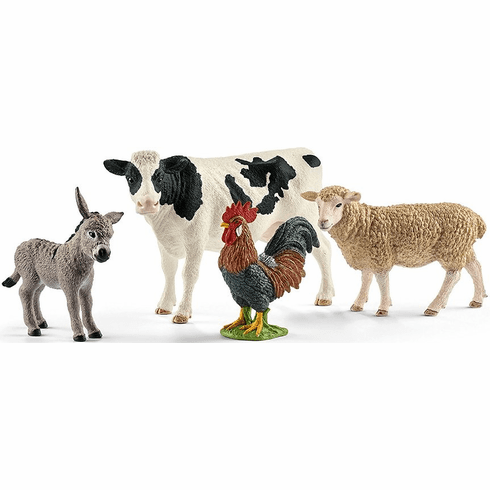 Schleich - Farm World Starter Set