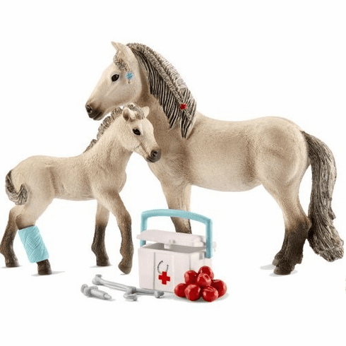 Schleich - Hannah's First Aid Kit for Icelandic Ponies