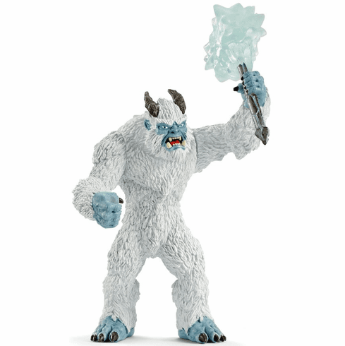 Schleich - Ice Monster with Weapon