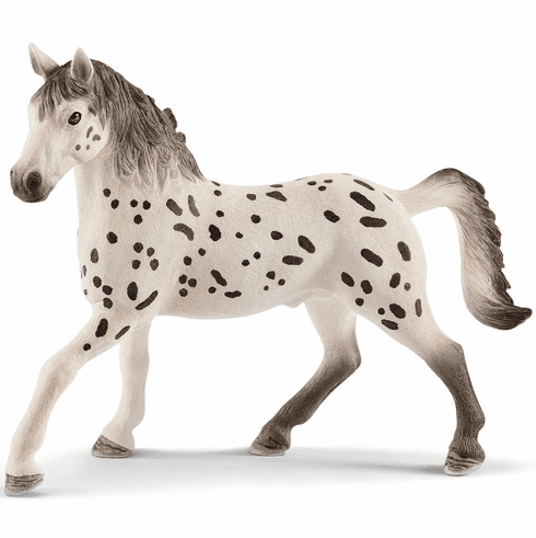 Schleich - Knabstrupper Stallion