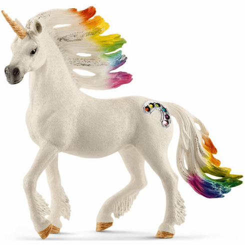 Schleich - Rainbow Unicorn Stallion