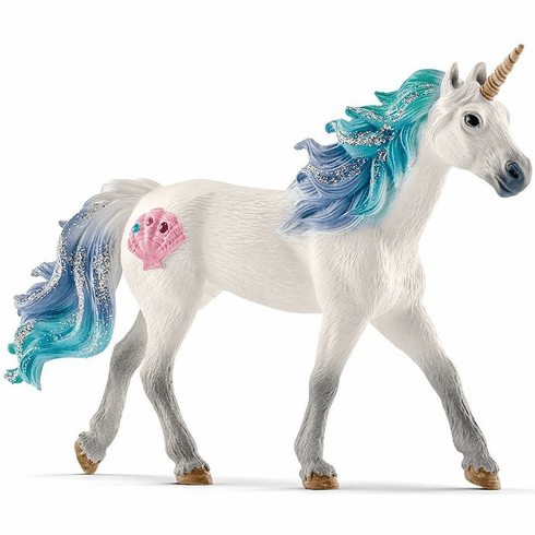 Schleich - Sea Unicorn Stallion
