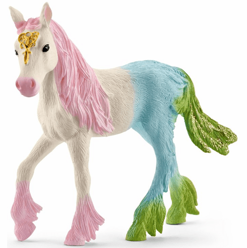 Schleich - Surah's Feathered Foal