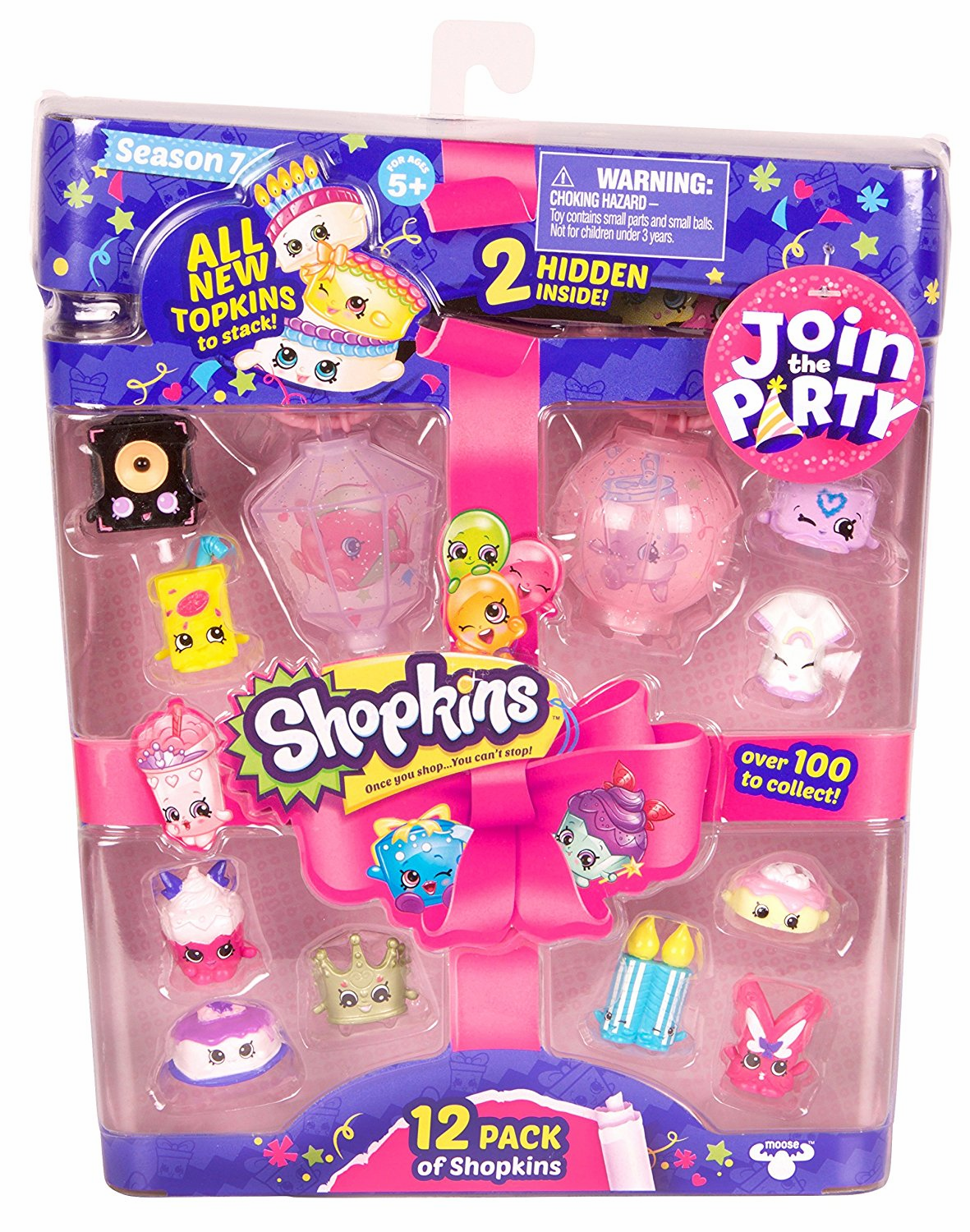 Shopkins - 12 Pack - Season 7