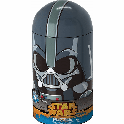 Star Wars Large Capsule Tin Puzzle