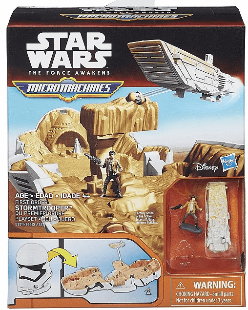 Star Wars Micromachines - First Order Stormtrooper