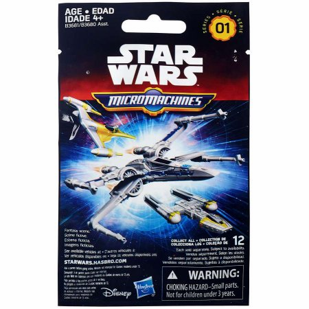 Star Wars - Micromachines - Mystery Pack