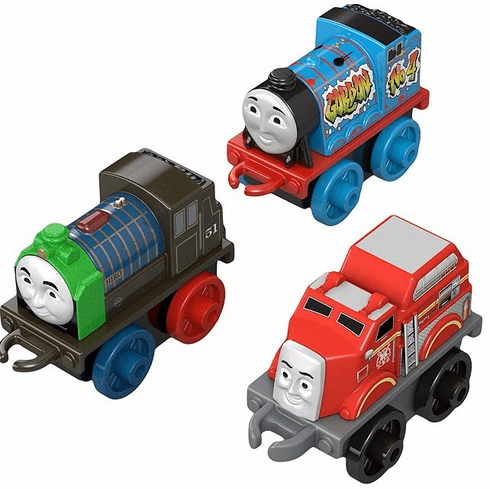 Thomas and Friends Minis Diecast Engine Pack #1 (3-pack)