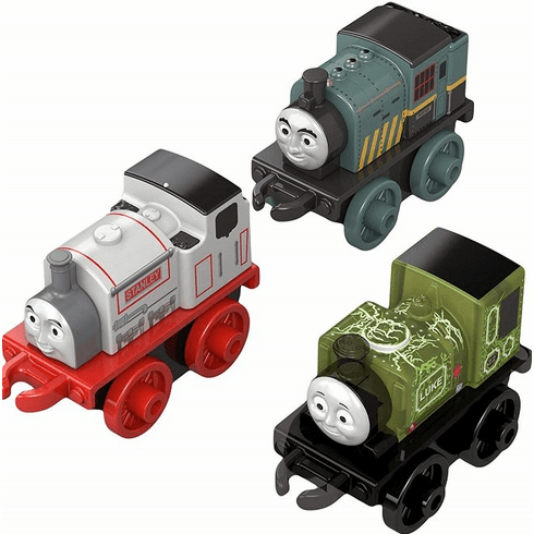 Thomas and Friends Minis Diecast Engine Pack #2  (3-pack)