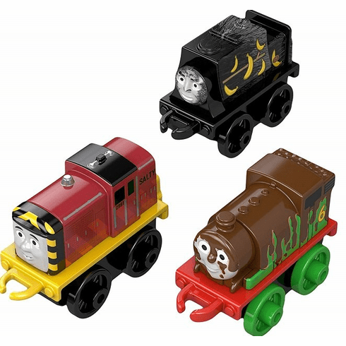Thomas and Friends Minis Diecast Engine Pack #7  (3-pack)