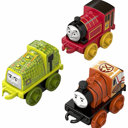 Thomas and Friends Minis Diecast Engine Pack 8