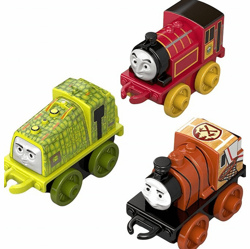 Thomas and Friends Minis Diecast Engine Pack #8  (3-pack)