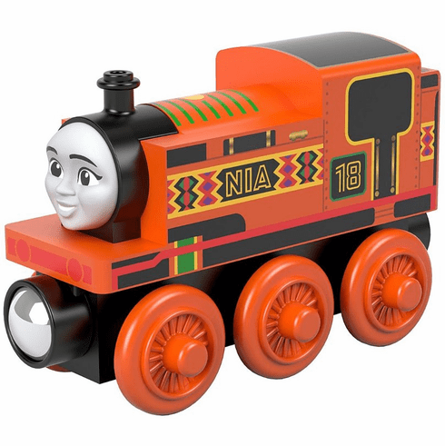 Thomas Wooden Railway - Nia the Engine