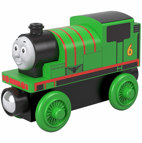 Thomas Wooden Railway - Percy the Engine