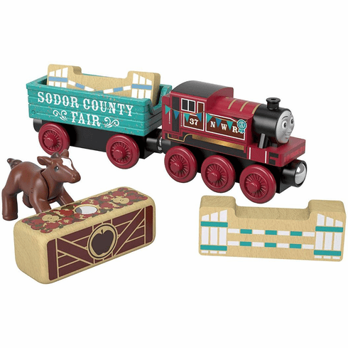 Thomas Wooden Railway - Rosie's Prize Pony
