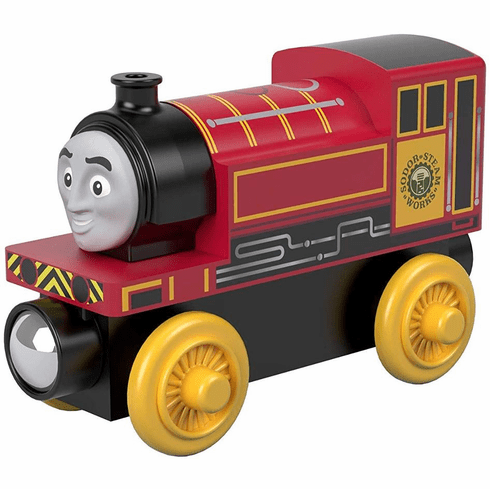 Thomas Wooden Railway - Victor the Engine