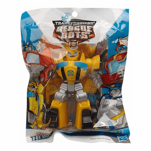 Transformers - Rescue Bot Figure - Bumblebee - Yellow
